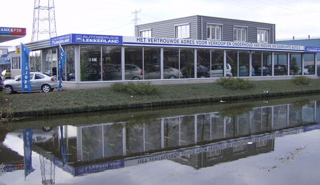 Autoservice Lekkerland B.V.